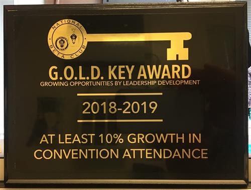 Gold Key Award