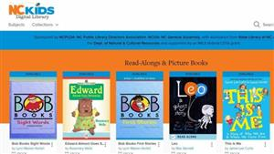 Free Ebooks for Kids using Library Card!