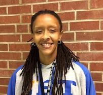 Assistant Principal/Athletic Director Melody Dark