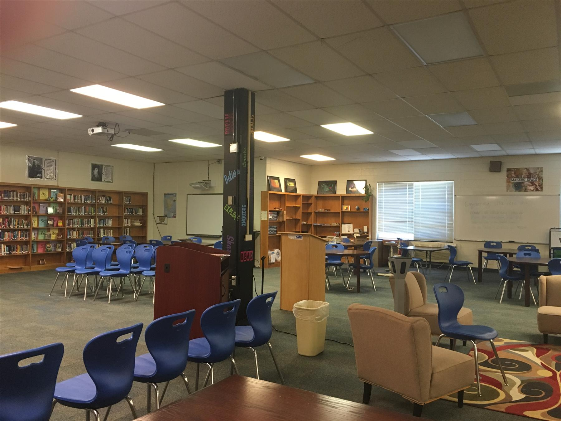SAGE Media Center Hosts Open House photo