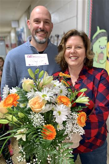 Congratulations! Sonja Kitchings 2020 Teacher of the Year