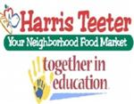 Harris Teeter Together in Education Logo Image