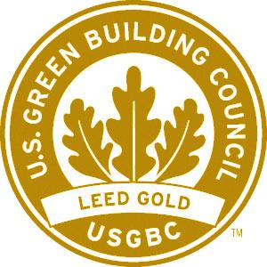 LEED Gold Certification Seal