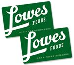 Lowes Foods Rewards Card Image