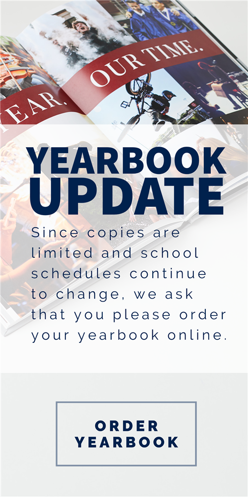 Yearbook Update