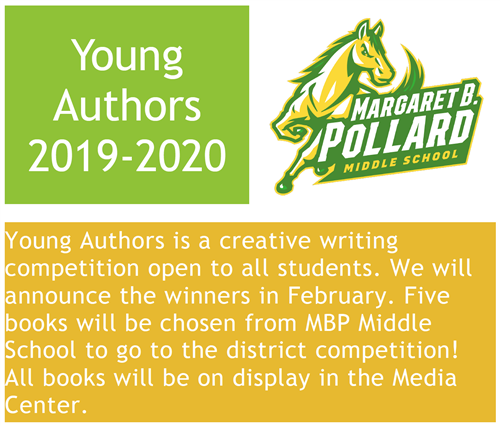 Young Authors Flyer