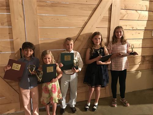 County Young Authors