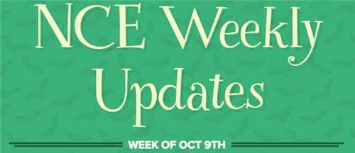 NCE Weekly Updates