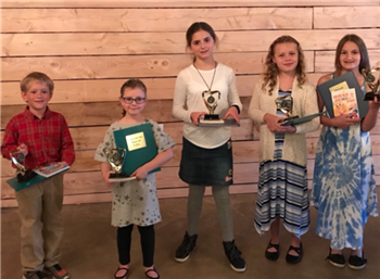 Congratulations North Chatham Young Authors!!!