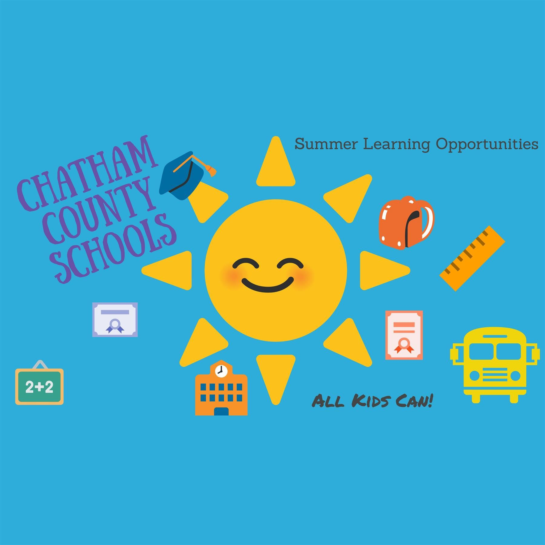 Summer Learning Opportunities / Here We Grow!