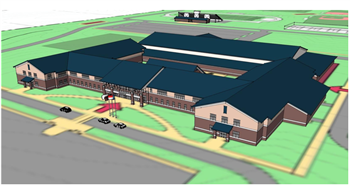 Board of Education Approves NEHS Schematic
