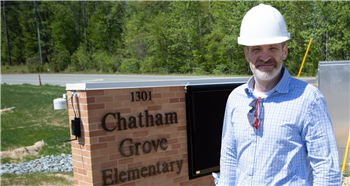 District gets keys to Chatham Grove, Savage shaping staff