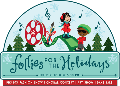 Follies for the Holidays Logo