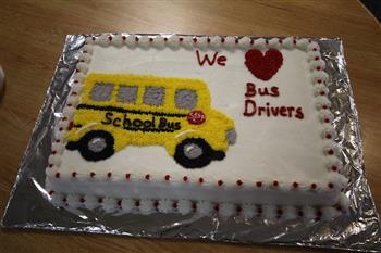 Honoring our Bus Drivers.
