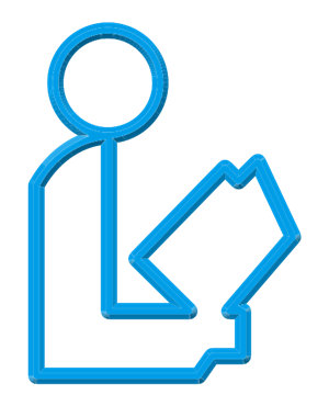 library pictogram