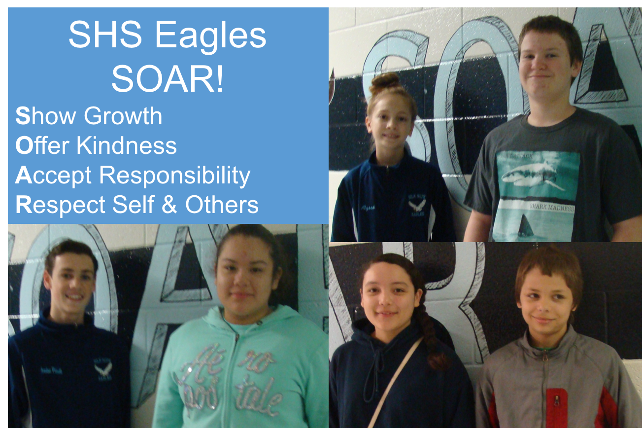 SHS SOARing Eagles