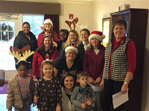 Caroling at Coventry House