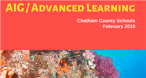Advanced Learning Newsletter
