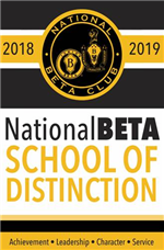Chatham Central is a National Beta School of Distinction
