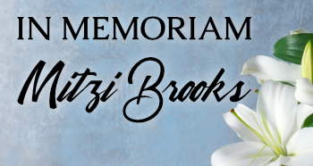 In Memoriam - Mitzi Brooks