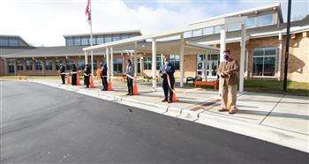Ribbon cutting marks Chatham Grove Elementary School opening
