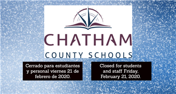 District closed Feb.  21, hazardous driving conditions expected