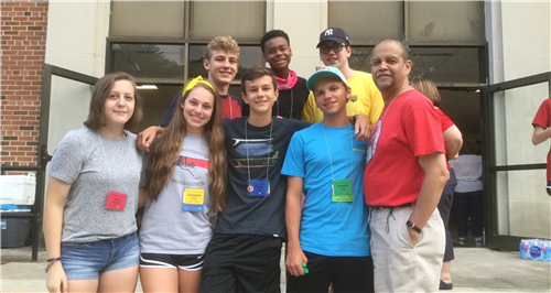 Northwood's students leaders attended a leadership conference at Mars Hill University in July.