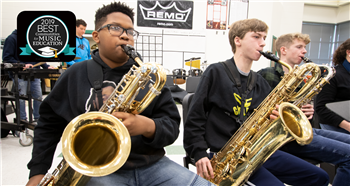Chatham County Schools' band programs in harmony