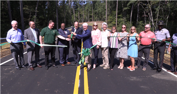 Charger Boulevard adds safety, efficiency for Northwood community