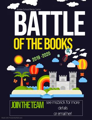 Join Battle of the Books
