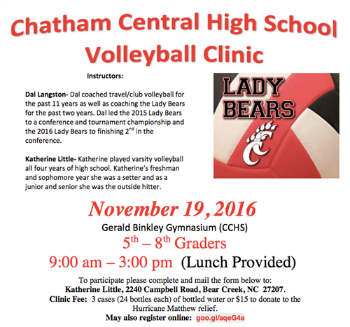 Chatham Central Homepage