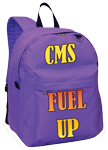 fuelup backpack graphic