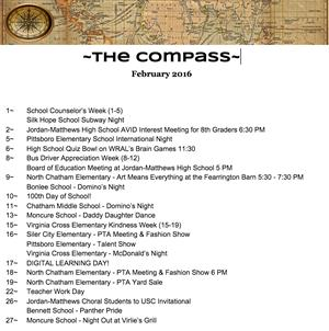 The Compass February News