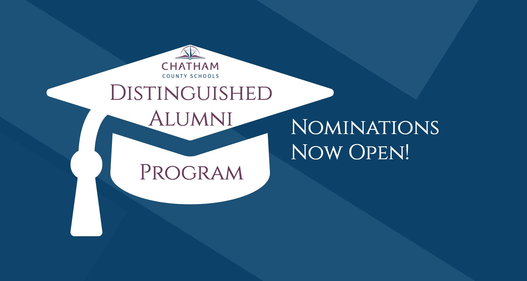 Distinguished Alumni Awards Program Launches