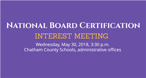 National Board Certified Teacher graphic