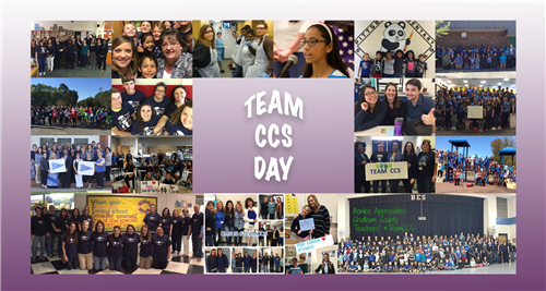 Team CCS Day graphic